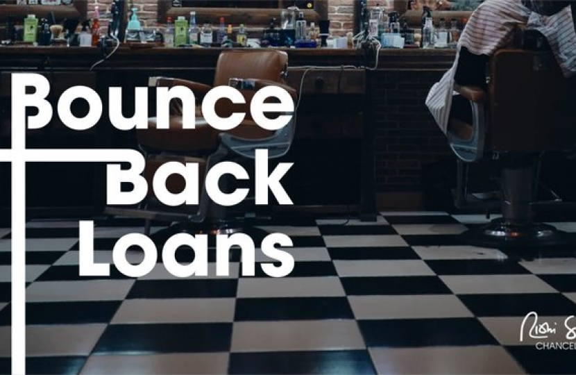 How our Bounce Back Loans will boost small businesses affected by coronavirus